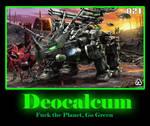 Zoids Motivational: Deocalcum