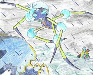 The Rival: A Pokemon Moon Nuzlocke Ch. 9