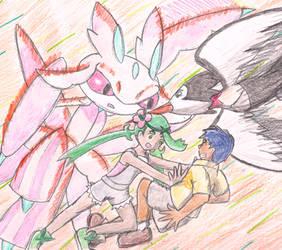 The Rival: A Pokemon Moon Nuzlocke Ch. 11