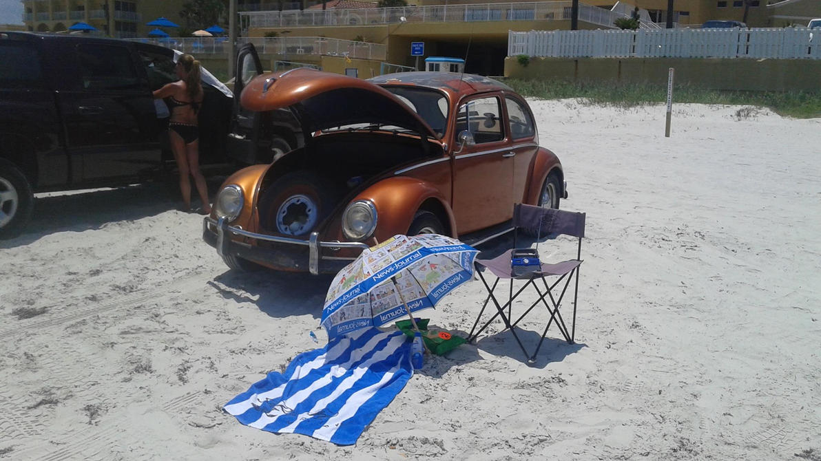 1965 VW Type1 by BackMasker