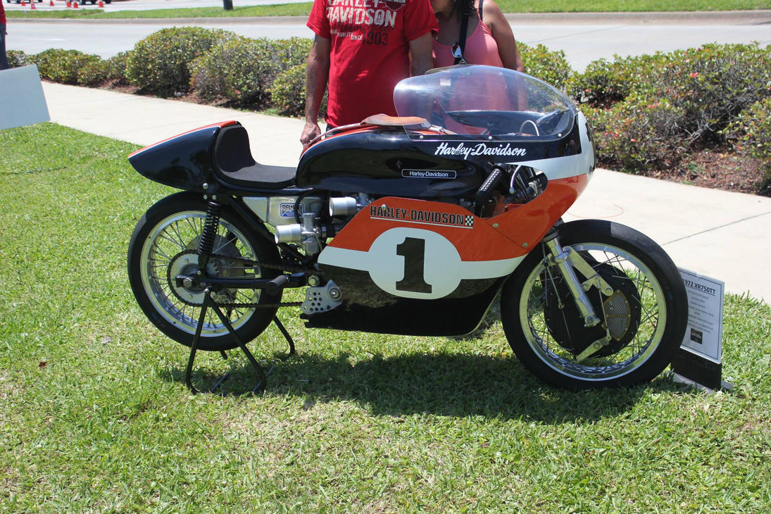 Harley Davidson XR750RR by BackMasker