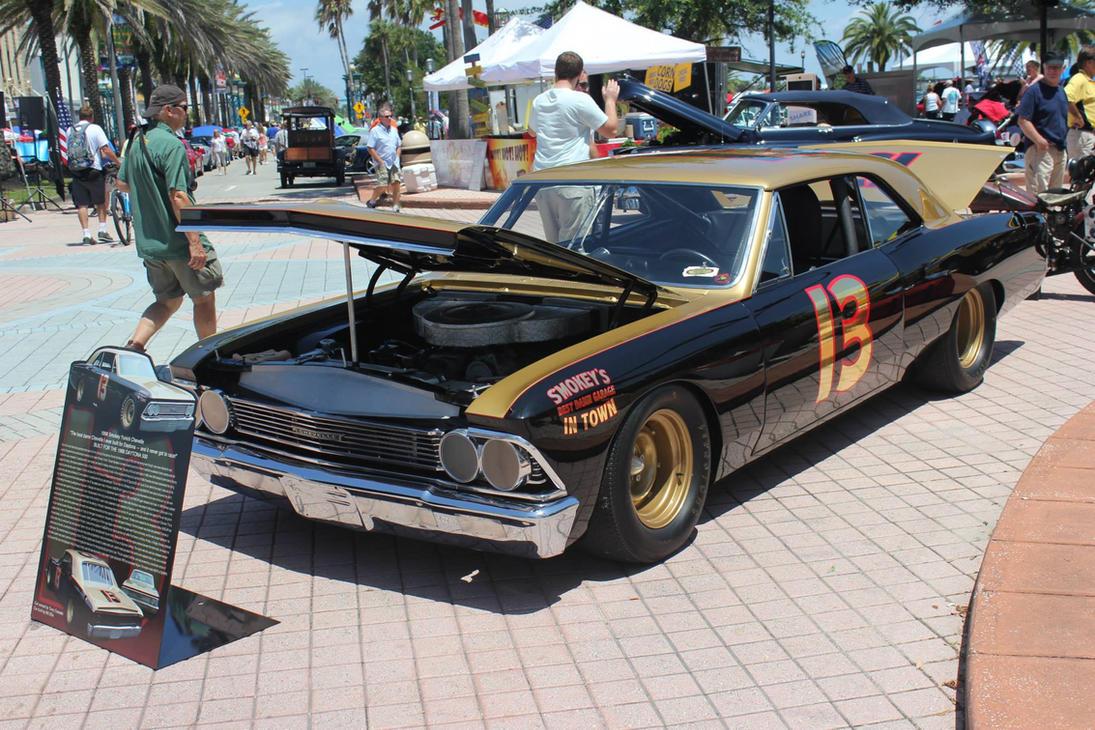 Smokey Yunick's 1966 Chevelle by BackMasker