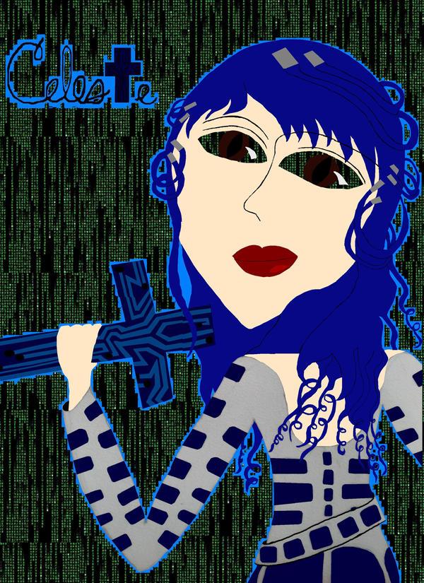 Celeste-Sin Hacker by liealatoto