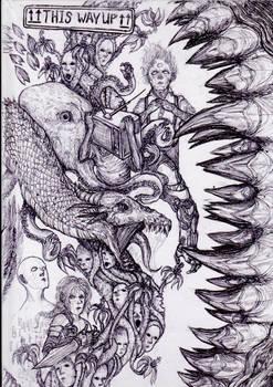Front of Sketchbook