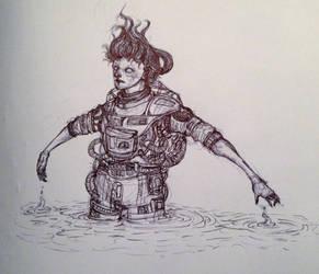 Sea Astronaut
