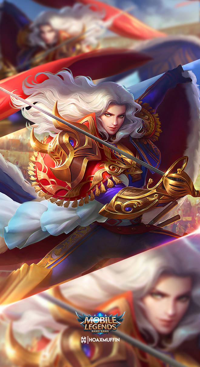 Download Mobile Legends Wallpaper Lancelot Royal Matador