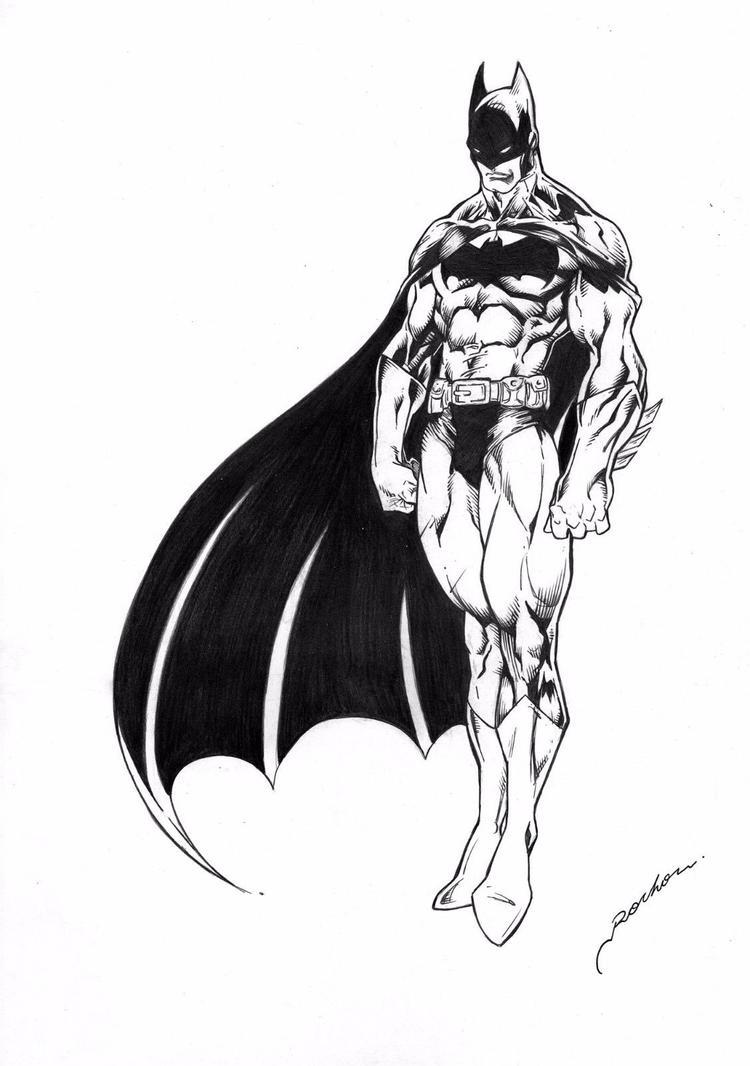 BATMAN BY ALDIR ROCHA by aldirrocha