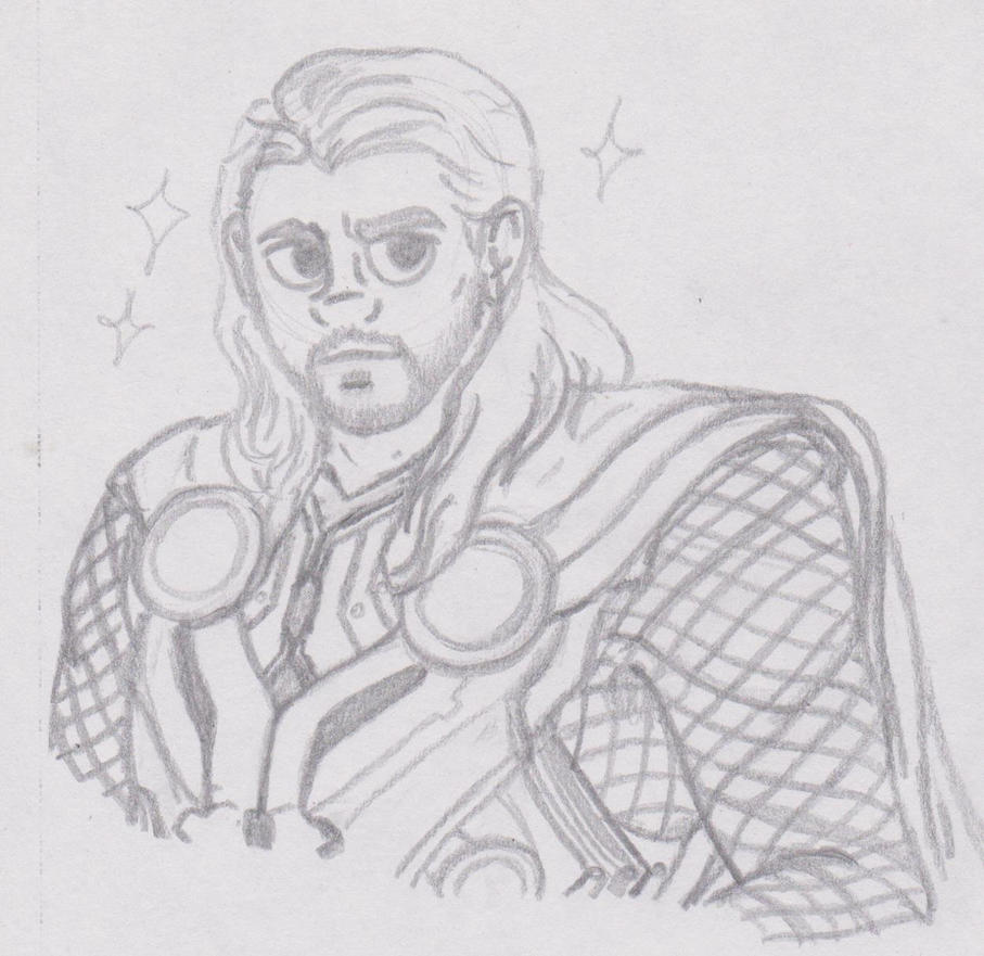 Thor by FindYourInnerLennon