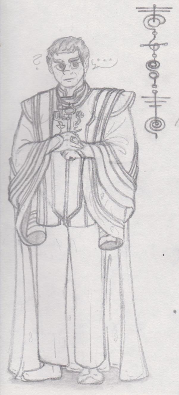 Ambassador Sarek by FindYourInnerLennon