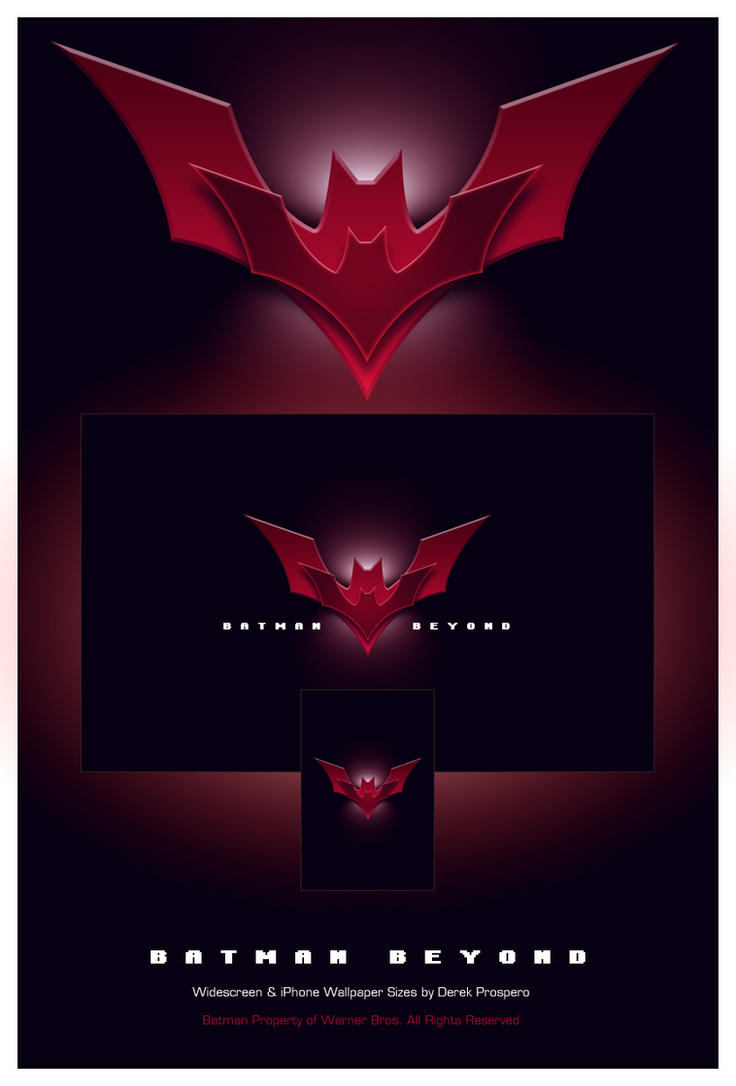 Batman Beyond Wallpapers by DerekProspero