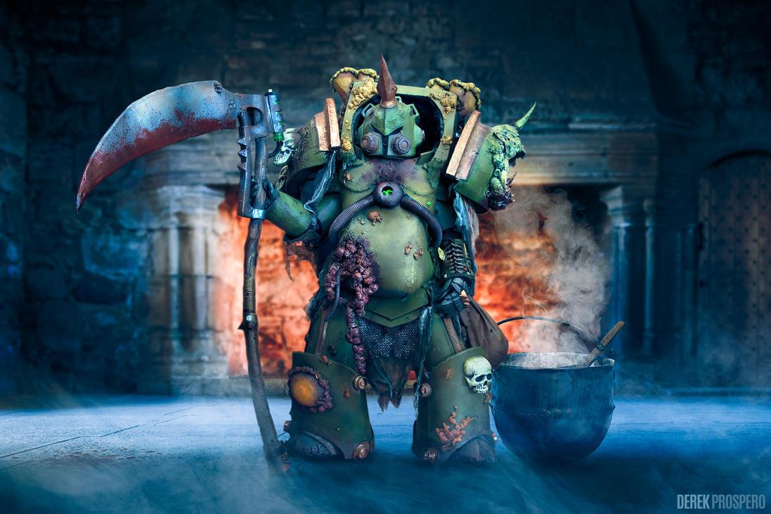 Warhammer Dungeon by DerekProspero