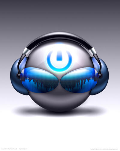 POSTER - Audiophile by DerekProspero