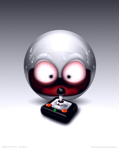 POSTER - Gamer by DerekProspero