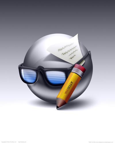 POSTER - Writer by DerekProspero