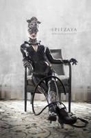 Catwoman by spifzaya