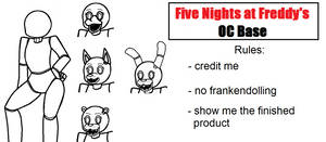 Five Nights at Freddy's OC Base