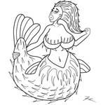 Blowfish Girl