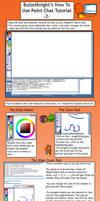 Takamin PaintChat Tutorial -2-