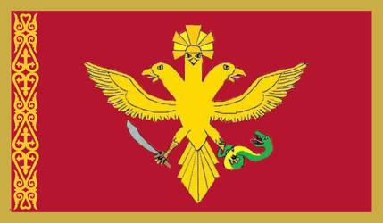Moskova's National Flag