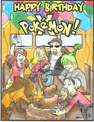 Pokemon-X Contest Entry by JirachiChick