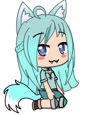 Random Wolf Girl Oc By Gachacutie On Deviantart
