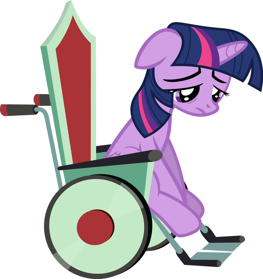 Twilight is crippled by porygon2z