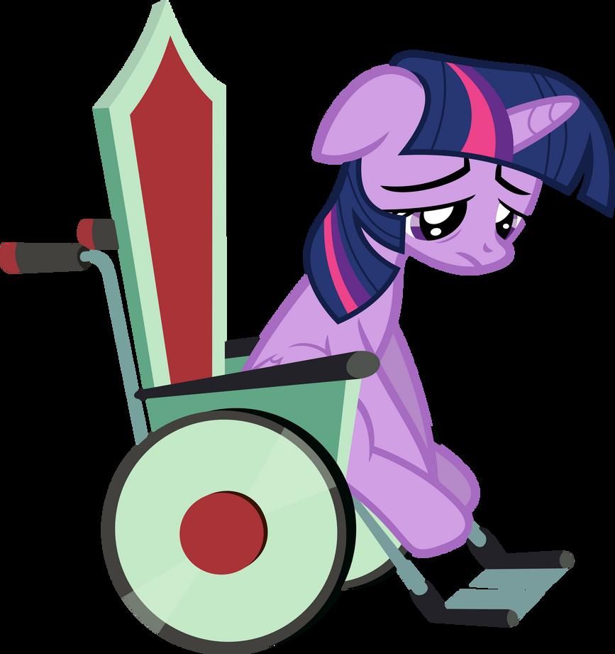 Twilight is crippled by porygon2z