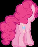 Pinkies cute tush