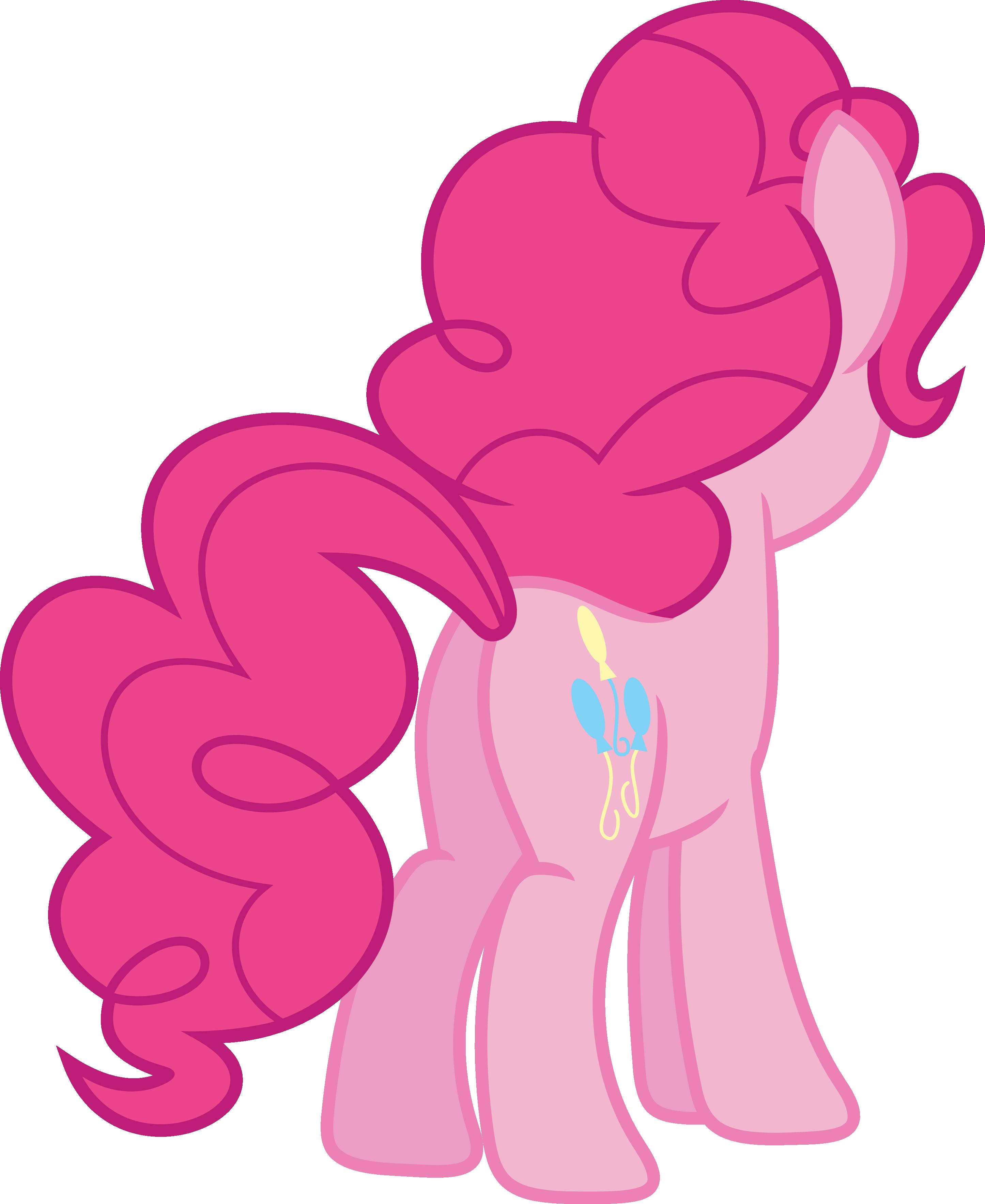 Pinkie Pie Butt Pinkies cute tush by P...