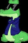 Gummy, Raging Reptile