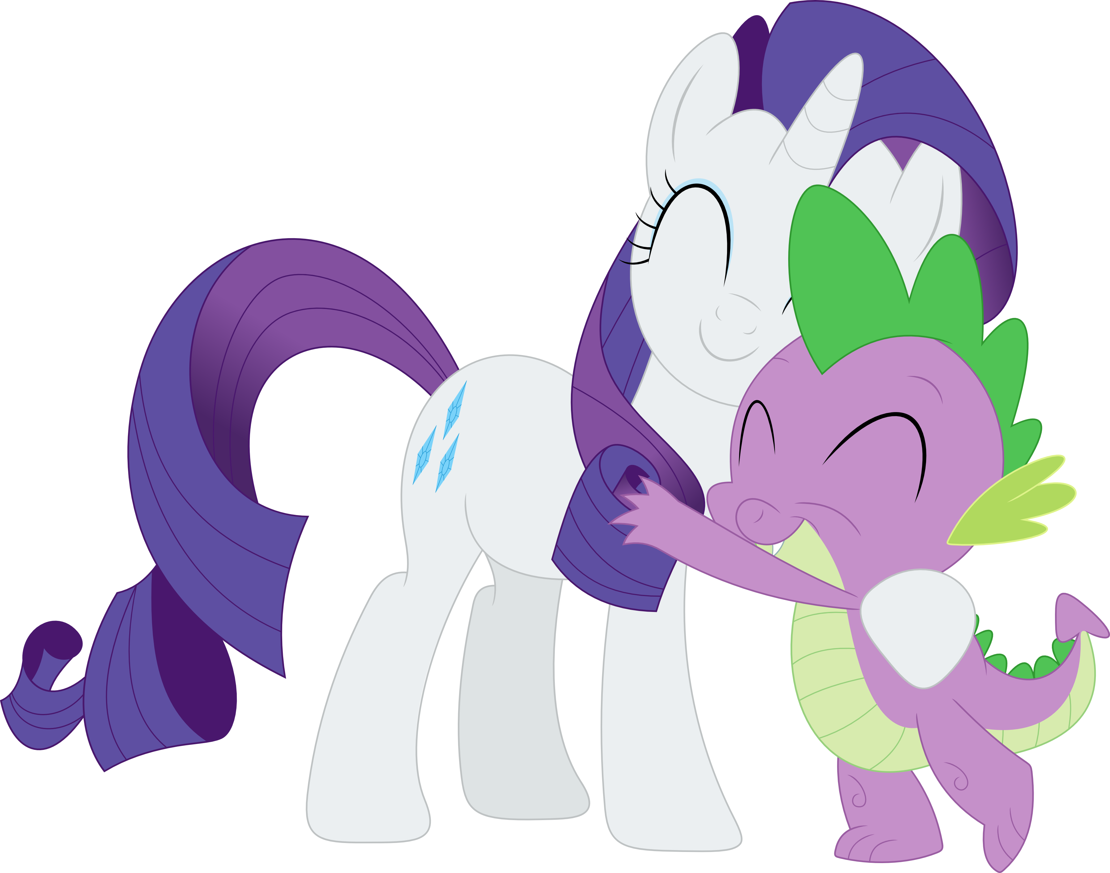 rarity and spike relationship tips