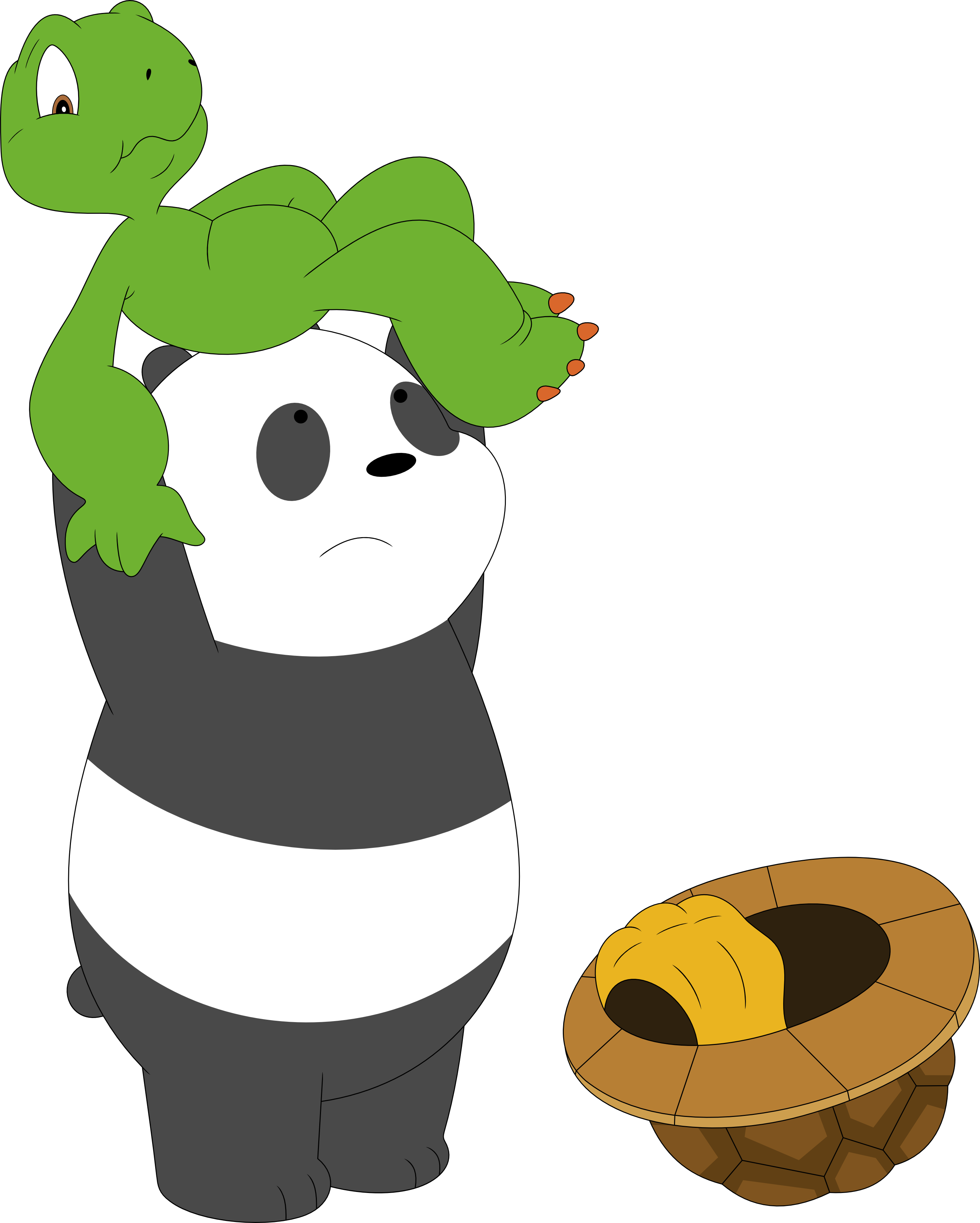 Uncategorized Cartoon Franklin panda de shells franklin by porygon2z on deviantart porygon2z