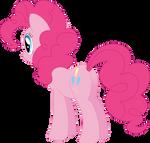 That pink butt