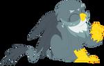 An itchy griffon (Gabby)