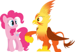 You're a real pal, Pinkie Pie