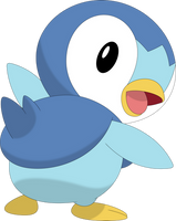 Piplup by Porygon2z