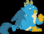 An itchy griffon (Skycarus)