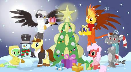 A very merry original Christmas by Porygon2z