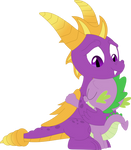 You're like a brother to me, Spyro
