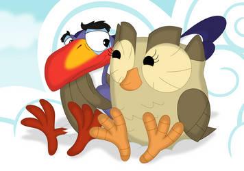 Bird bros for life by Porygon2z