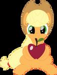 You, partner, deserve a fruit of love by Porygon2z