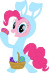The Easter Pinkie by Porygon2z