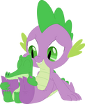 Gummy want more dragon feet! by Porygon2z
