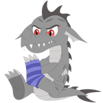 Socks should not be worn on Draco's feet by Porygon2z