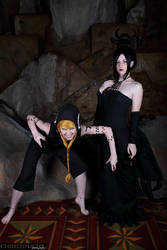 Sisters and Witches