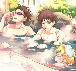 Hot Spring Adventure? by Atori-X