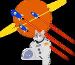 Duckie-spacecat