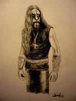 Gaahl by DeadValkyrie793