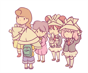 Paper Hat Society