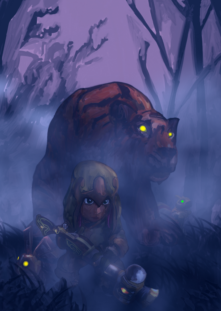 150 Huntmaster by PYoshi